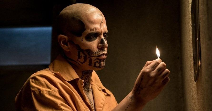 El Diablo Jay Hernandez Suicide Squad David Ayer