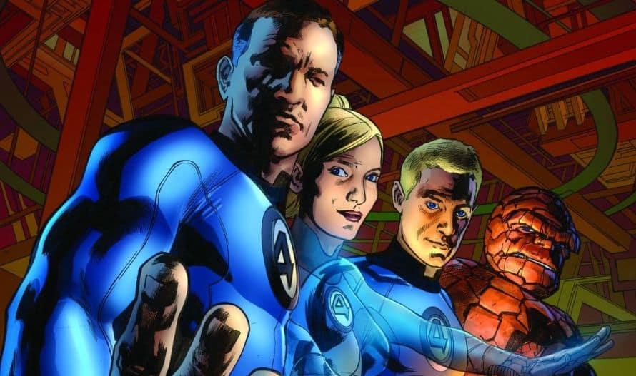 Fantastic Four Marvel MCU Kevin Feige