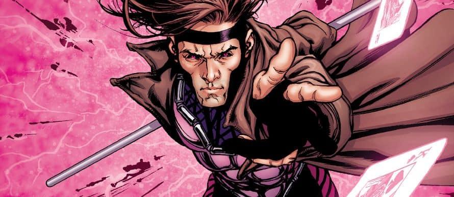 Gambit Marvel 20th Century Fox X-Men Channing Tatum