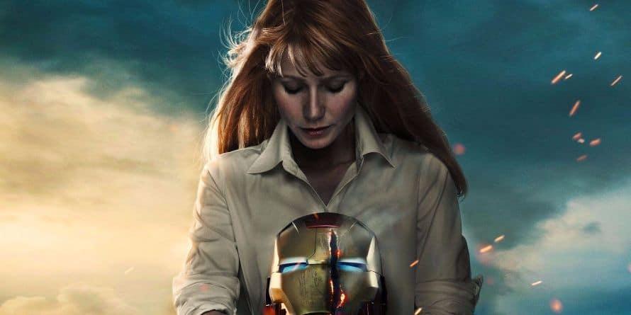 Gwyneth Paltrow Pepper Potts Iron Man Avengers Marvel