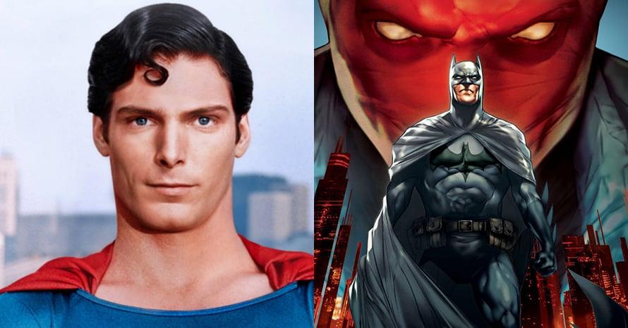 HBO Max Christopher Reeve Superman Batman