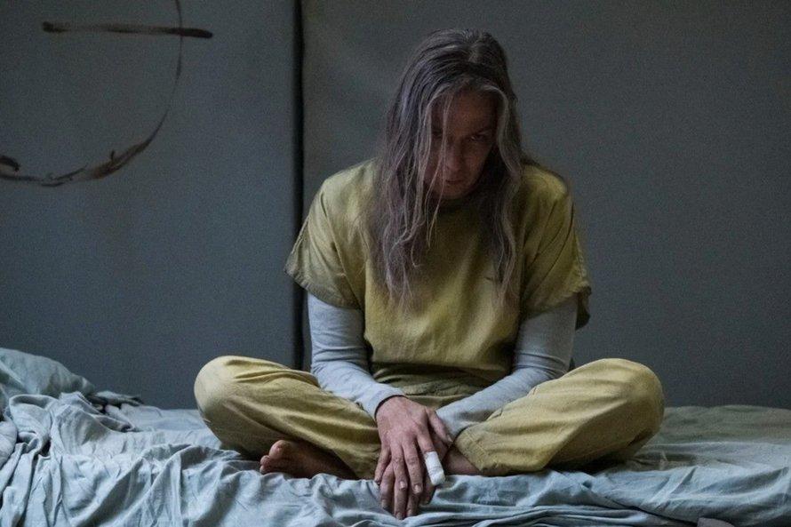 Helstron Marvel Hulu Elizabeth Marvel as Victoria Helstrom