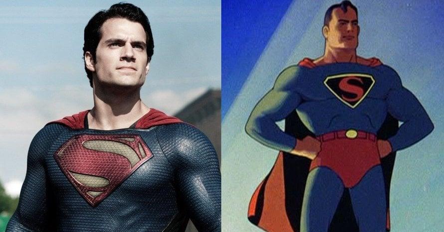 Henry Cavill Max Fleischer Superman