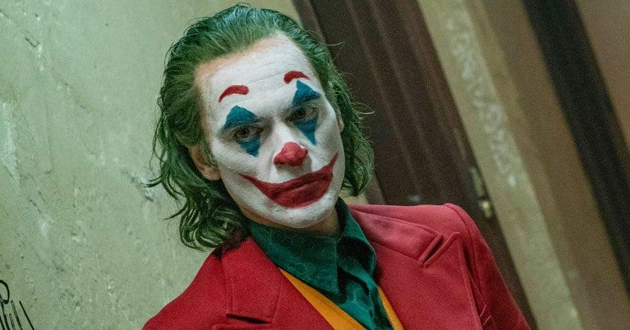 Joaquin Phoenix Joker David Fincher