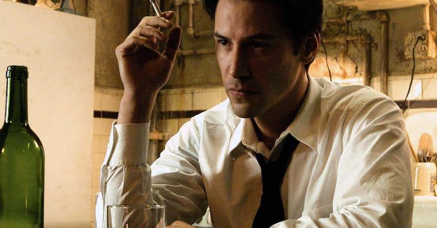 Keanu Reeves Returns As Constantine With Comic Accurate Look In Pic