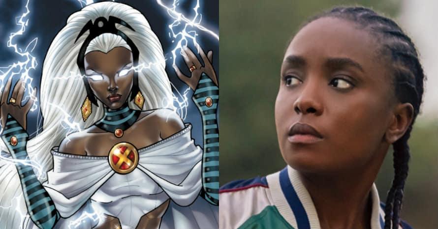Kiki Layne The Old Guard Storm X-Men