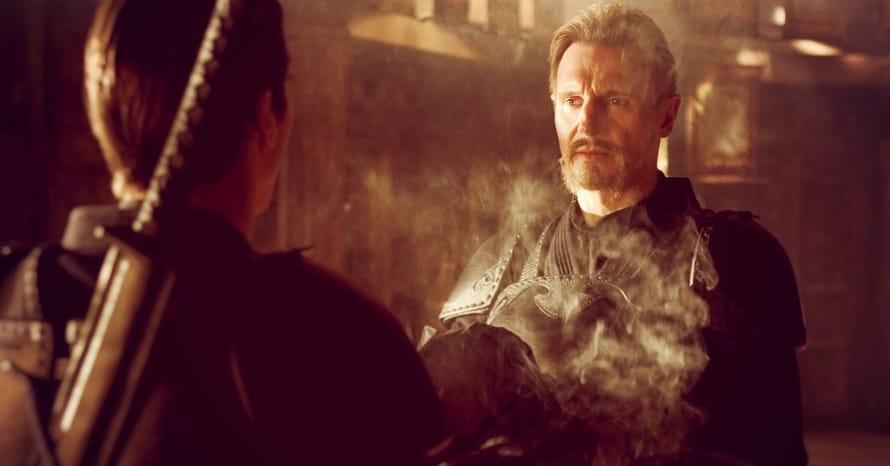 Liam Neeson Ra's Al Ghul David Goyer Batman Begins