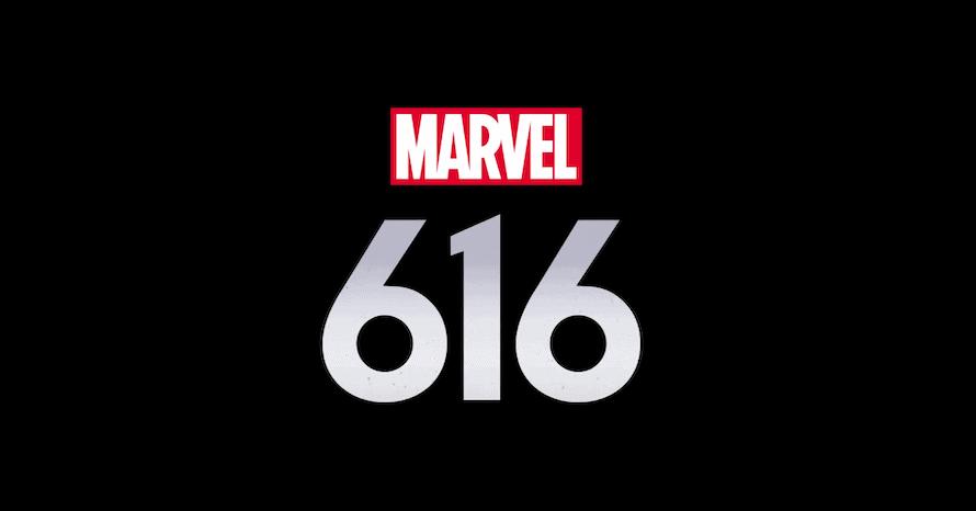 Marvel 616 Disney Plus