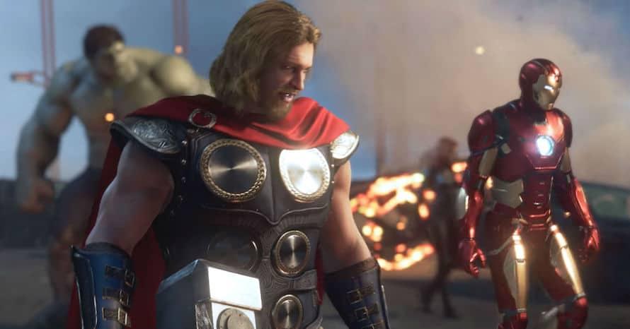 Marvel Avengers Thor Ragnarok