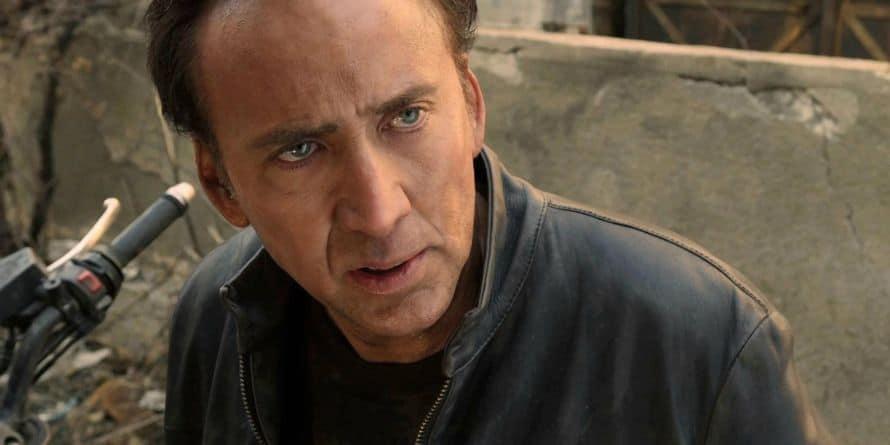 Nicolas Cage Ghost Rider