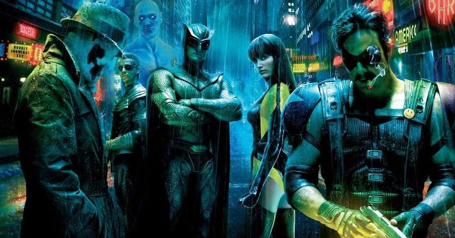 Paul Greengrass Zack Snyder Watchmen