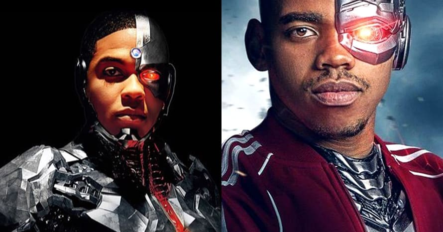 Cyborg Actor Ray Fisher Supports Doom Patrol Star Jovian Wade