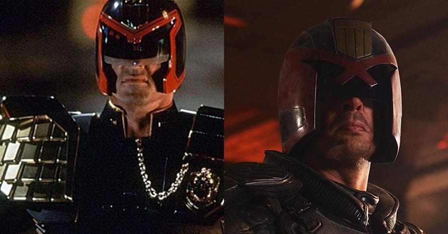 Rebellion Sylvester Stallone Karl Urban Dredd