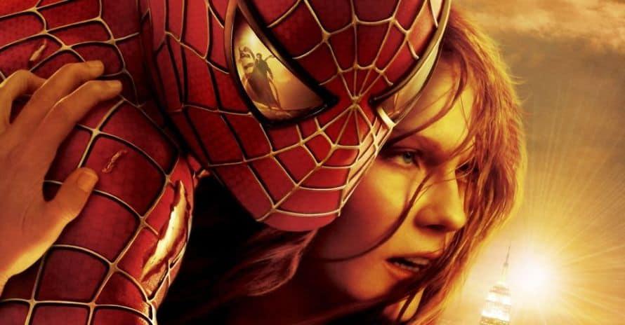 Sam Raimi Spider-Man Tobey Maguire Kirsten Dunst