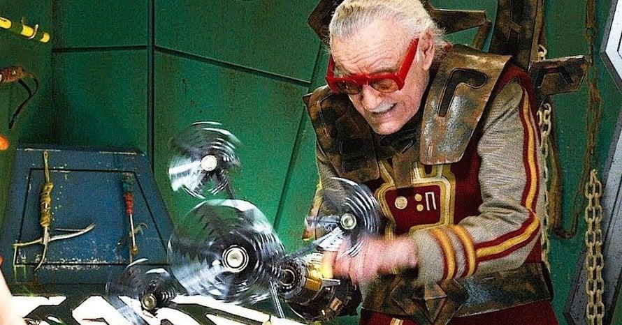 Stan Lee Chris Hemsworth Thor Ragnarok Cameo