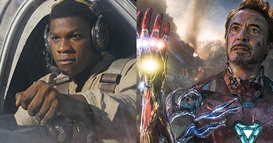 Star Wars John Boyega Infinity Gauntlet