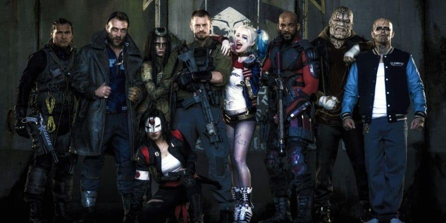 Peter Safran The Suicide Squad David Ayer