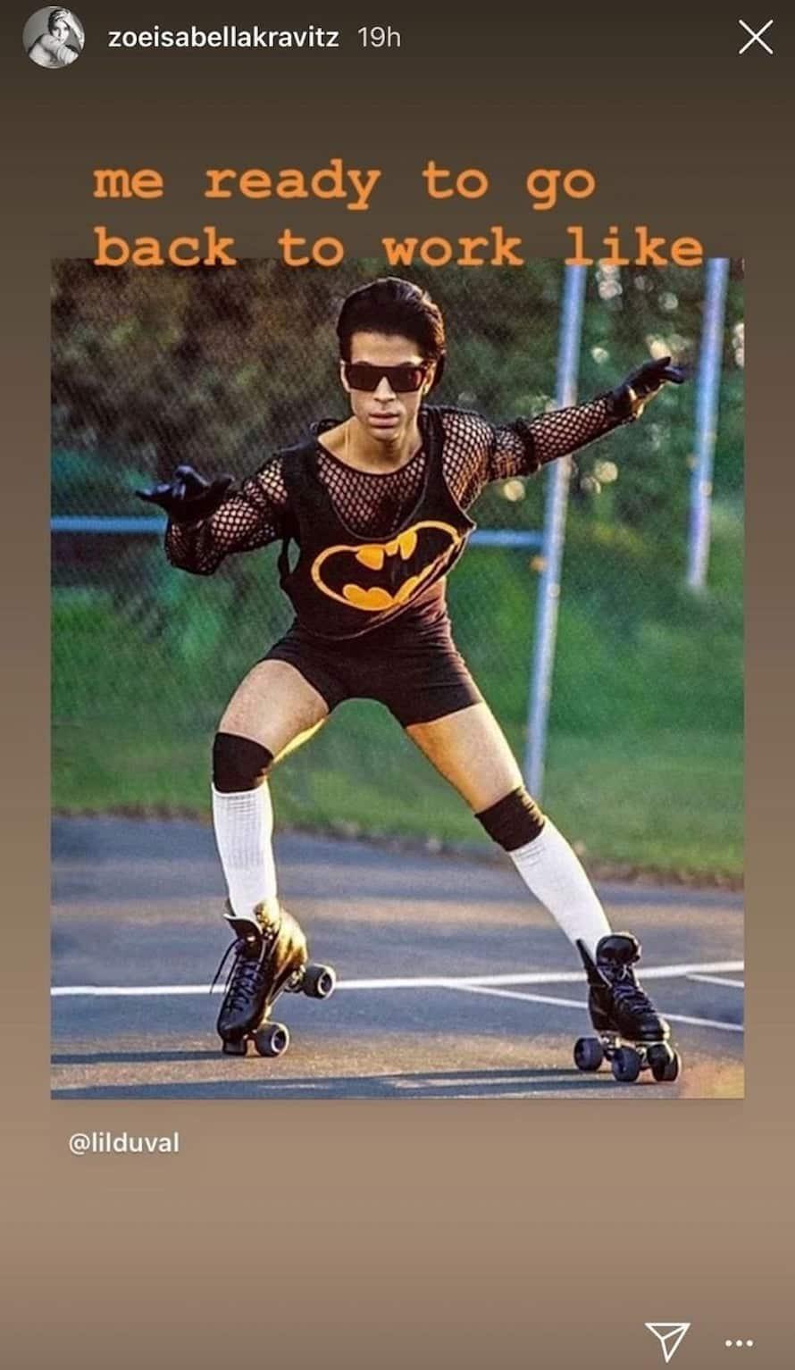 The Batman Zoe Kravitz