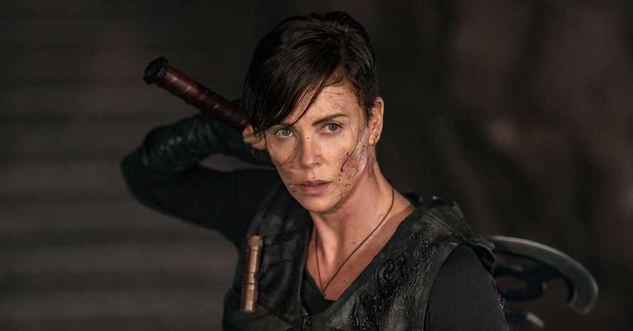 The Old Guard Charlize Theron Marvel