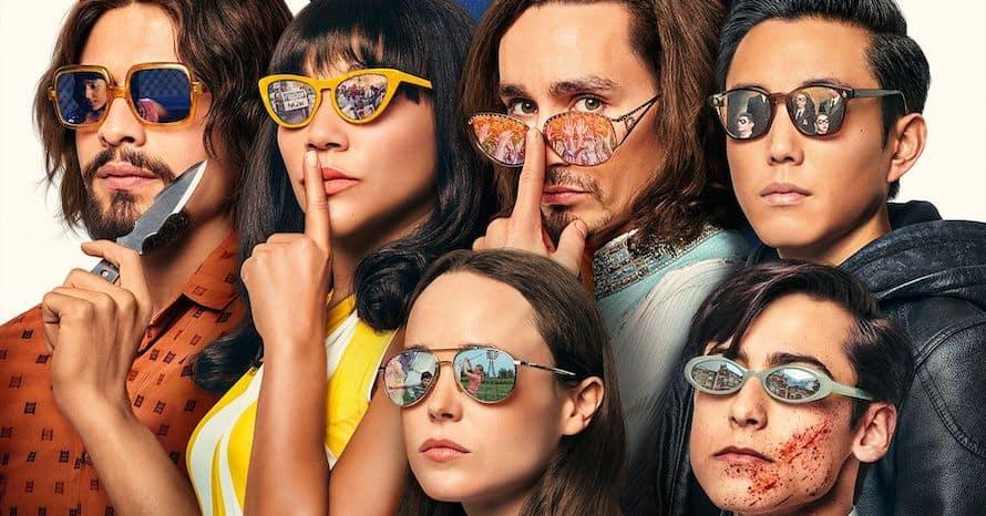 The Umbrella Academy 2 Netflix