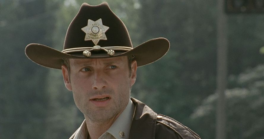The Walking Dead Andrew Lincoln AMC