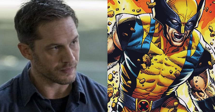 Venom Tom Hardy MCU Wolverine Hugh Jackman X-Men