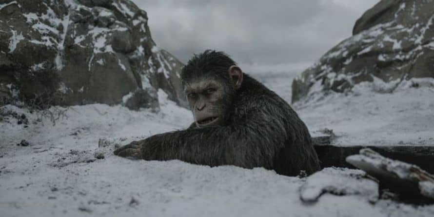 War for the Planet of the Apes Matt Reeves Andy Serkis