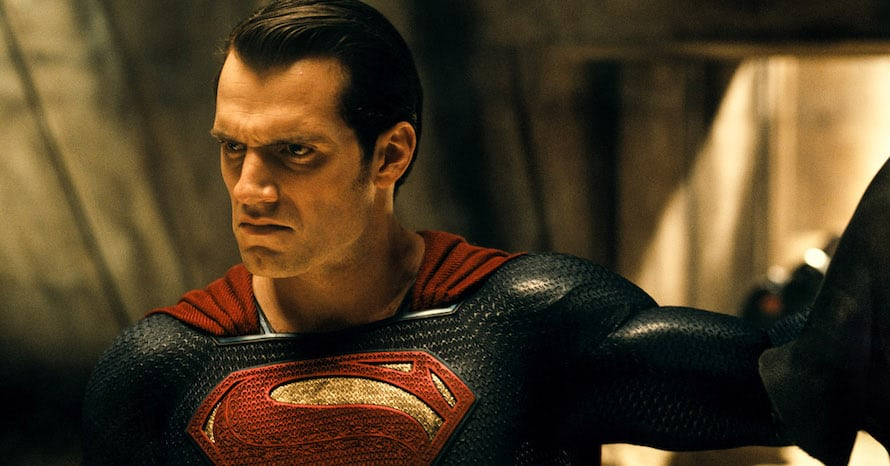 Zack Snyder Knightmare Superman Justice League
