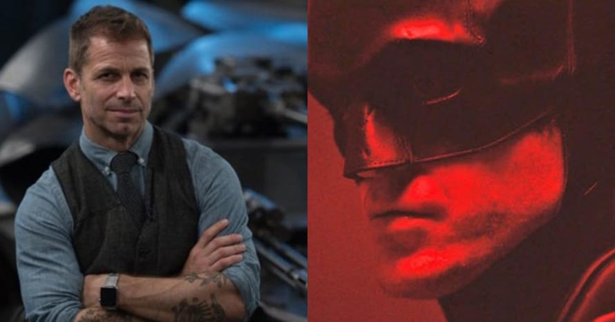 Zack Snyder Matt Reeves The Batman