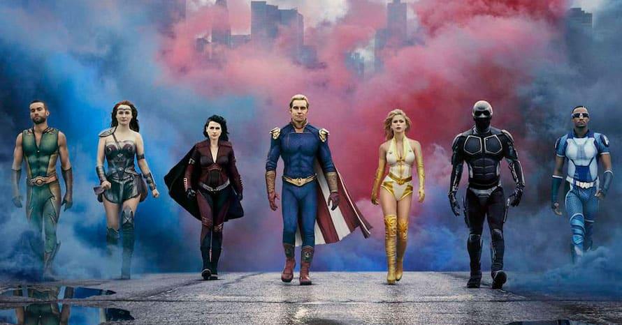 Amazon The Boys X-Men