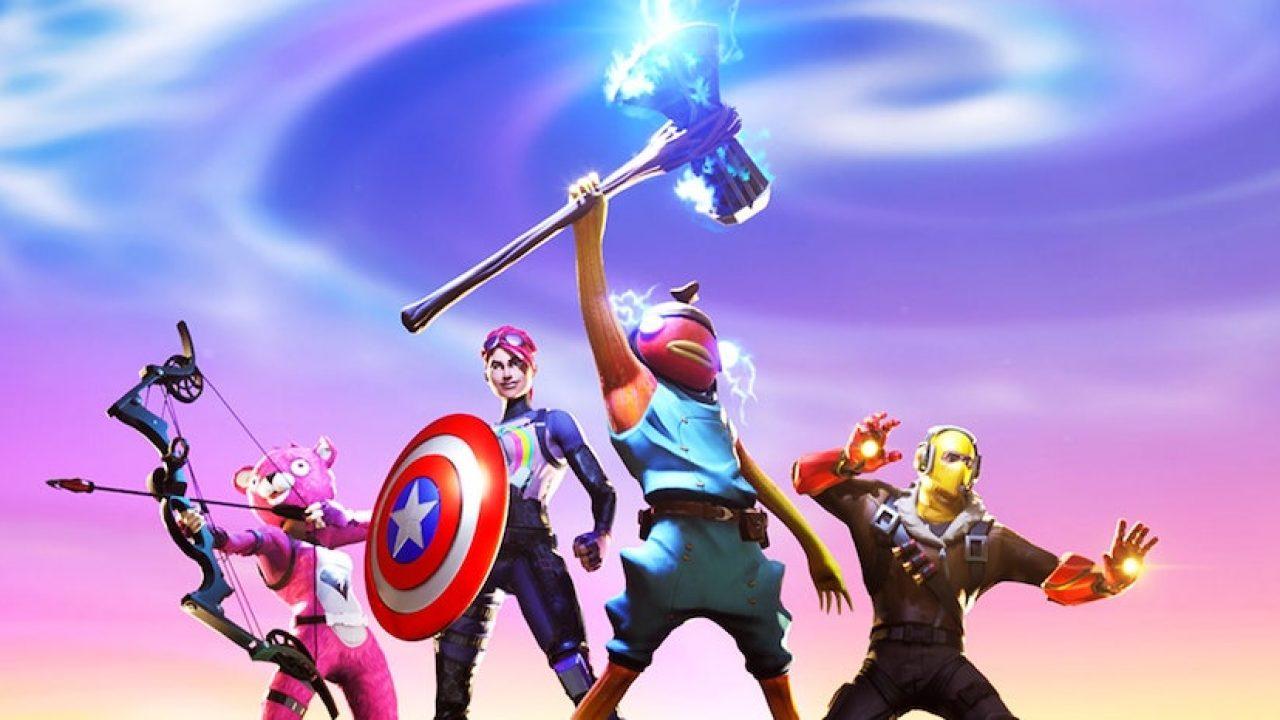 Cooper Guardians Will Fortnite Fortnite Menu Teases Future Avengers Crossover