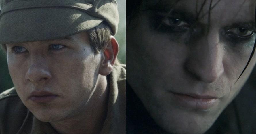 Barry Keoghan The Eternals The Batman Robert Pattinson Matt Reeves