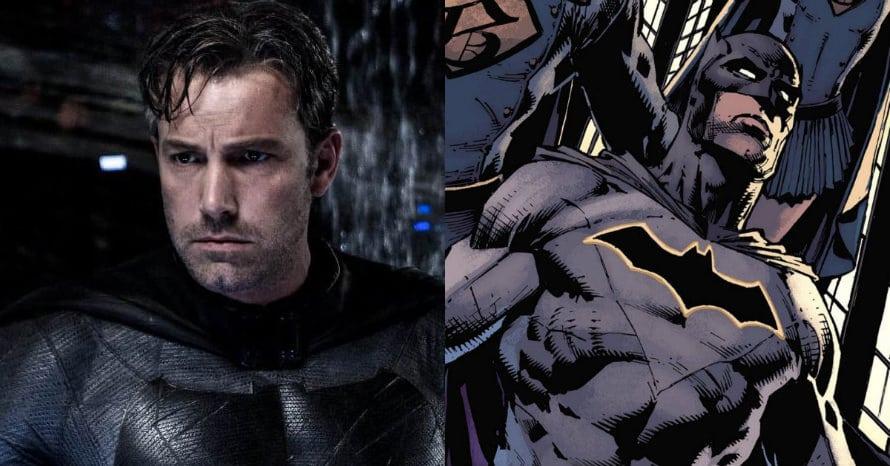 Ben Affleck Batman The Flash DC Rebirth