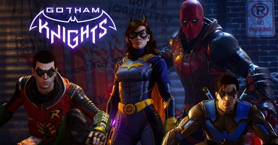 Warner Bros. Pushes Back 'Gotham Knights' Release Date