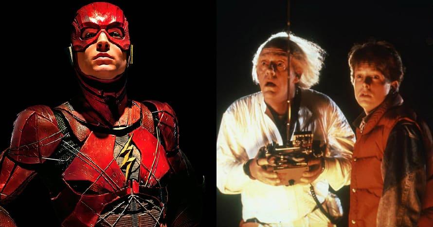 Grant Morrison The Flash Back to the Future
