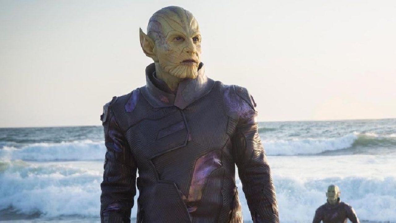 Ben Mendelsohn Says Talos Was Supposed To Die In 'Captain Marvel'
