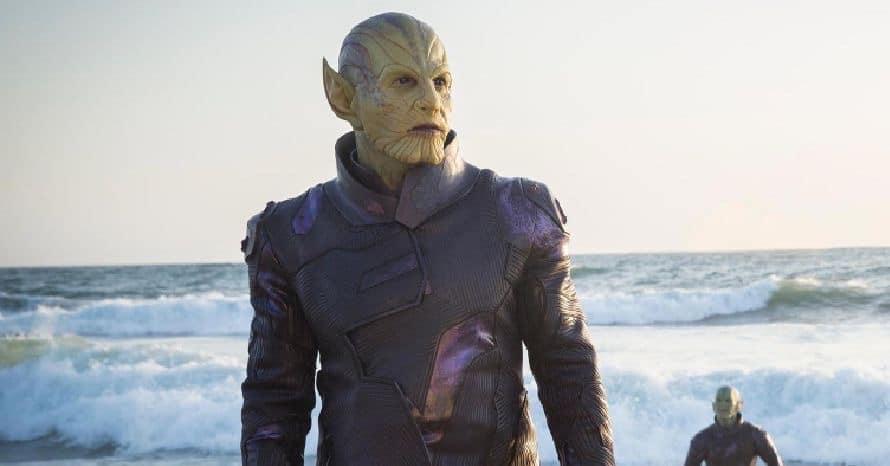 Ben Mendelsohn Talos Captain Marvel