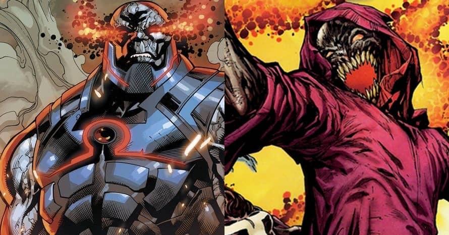 Zack Snyder Justice League Darkseid DeSaad