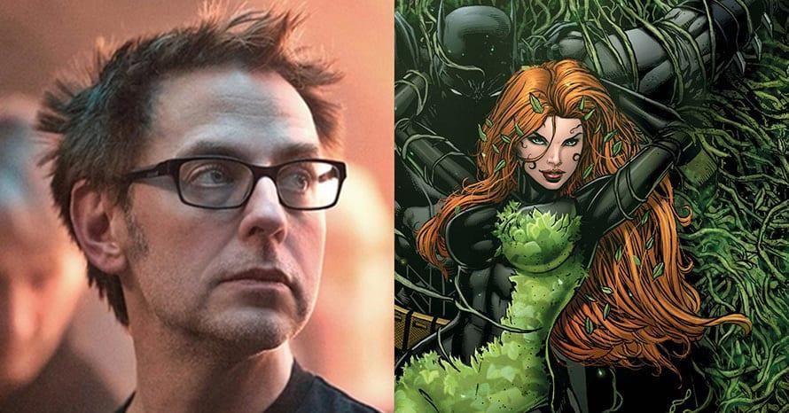 James Gunn The Suicide Squad Poison Ivy