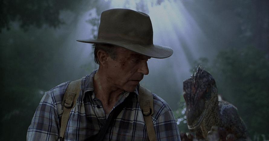 Jurassic Park Sam Neill Jurassic World Dominion