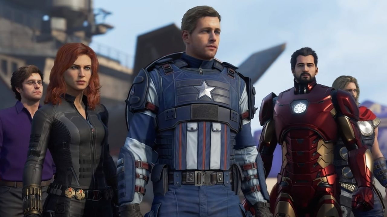 Square Enix Reportedly Lost Over 63 Million On Marvel S Avengers