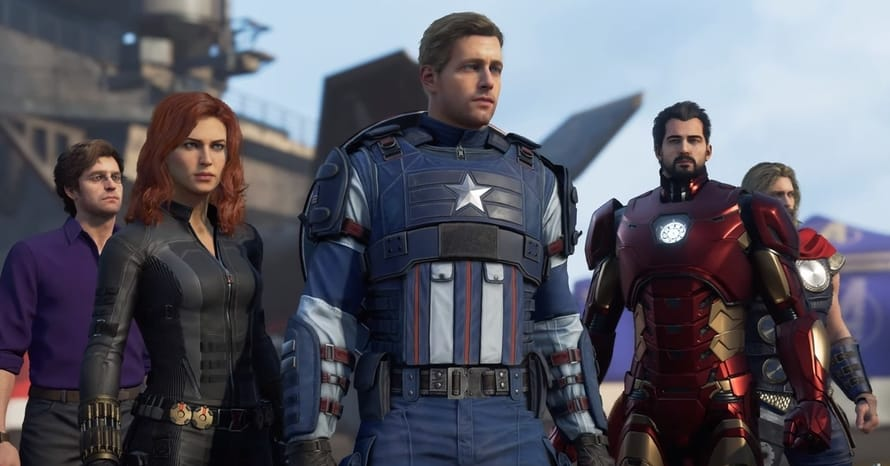 Marvel's Avengers Spider-Man Miles Morales PlayStation Square Enix