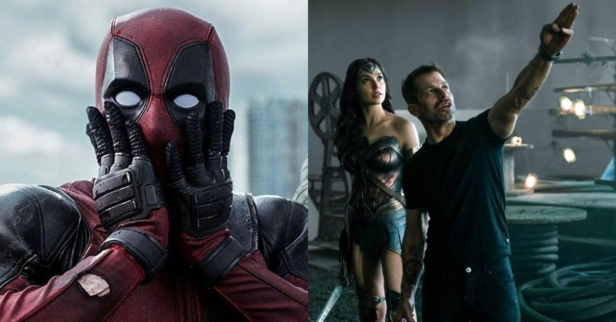 Ryan Reynolds Deadpool Green Lantern Justice League Zack Snyder Cut
