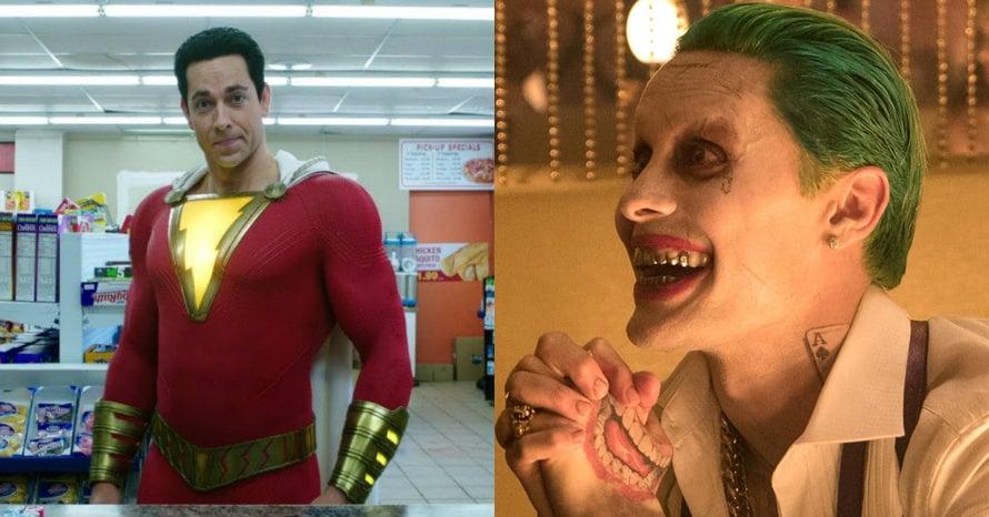 Zachary Levi Shazam Joker