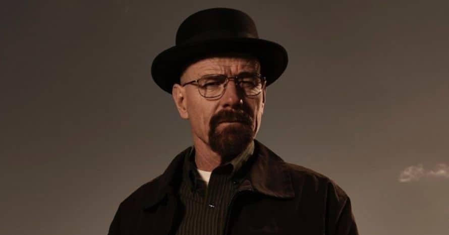 Walter White Breaking Bad Better Call Saul Bryan Cranston