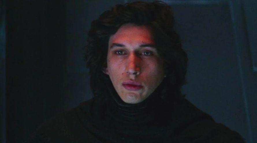 Adam Driver Star Wars The Force Awakens Kylo Ren Disney Lucasfilm