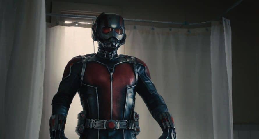 Ant-Man Paul Rudd Marvel