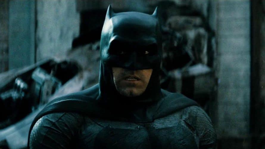 Ben Affleck Batman v Superman Dawn of Justice Trailer