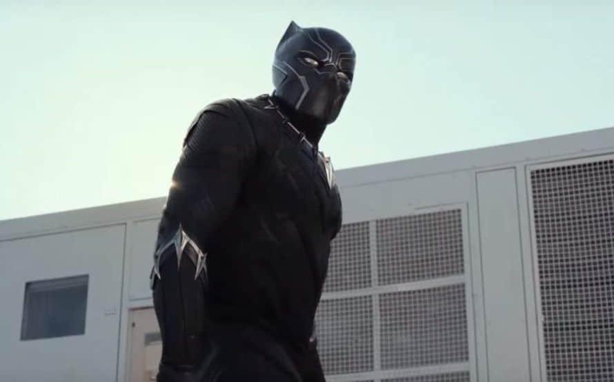 Black Panther Captain America Civil War Chadwick Boseman