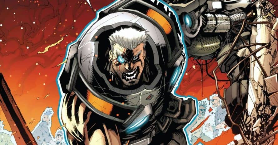 Cable Marvel Comics Deadpool